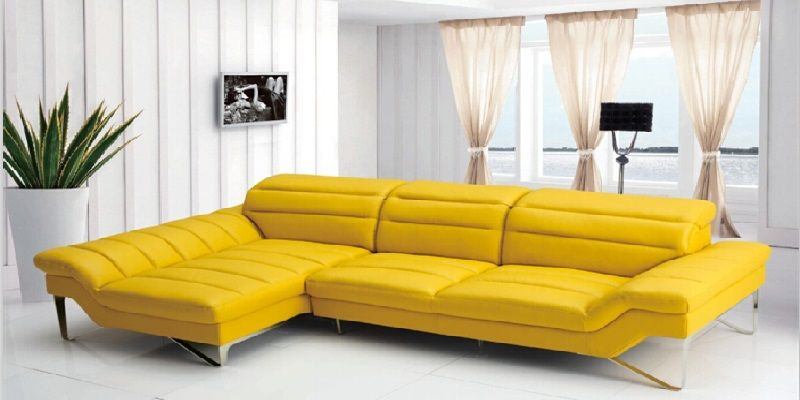Light Yellow Couch