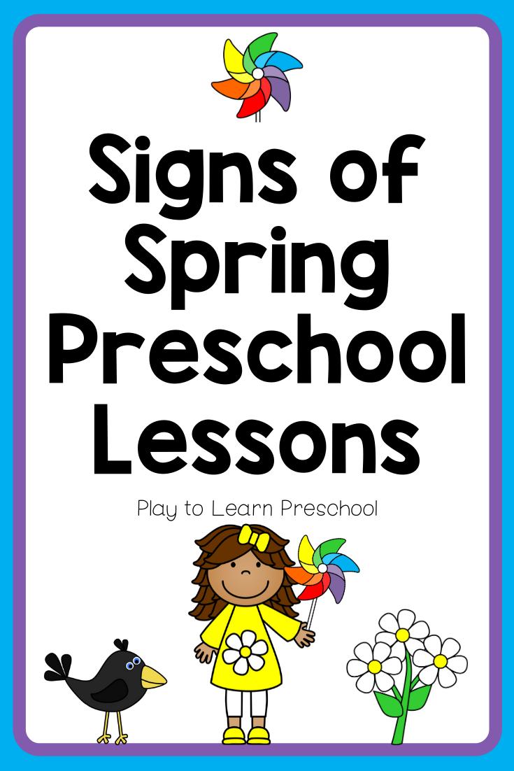 Virtual Preschool Signs Of Spring Circle Time Videos Preschool Lessons Preschool Spring Lessons [ 1102 x 735 Pixel ]