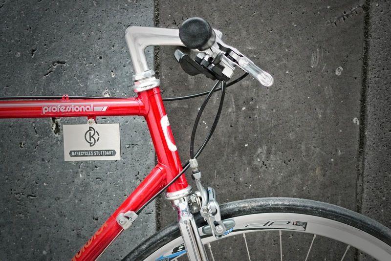 centurion professional nordica Barecycles Stuttgart