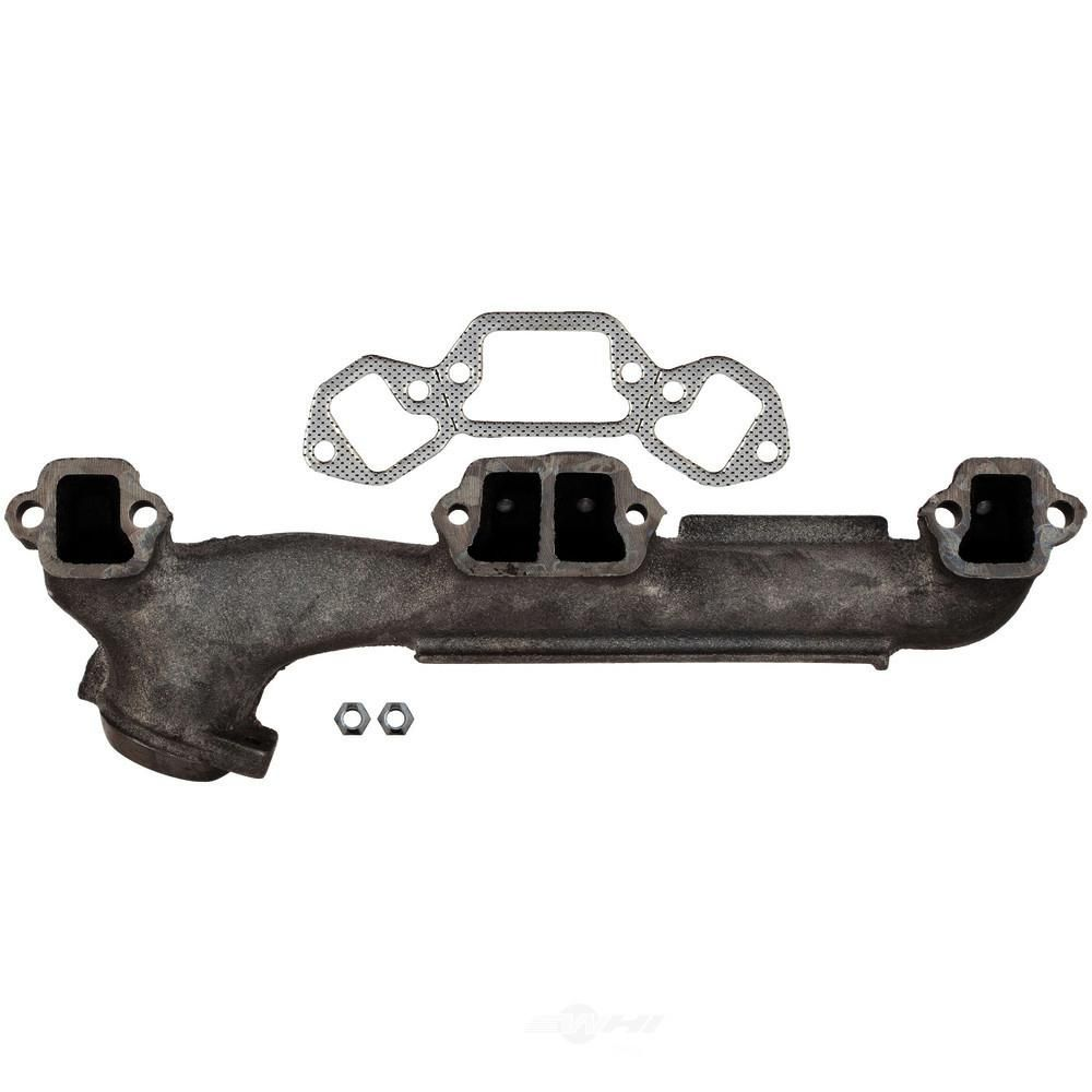 Graywerks Left Exhaust Manifold Fits 1980 1991 Jeep J10 J20 Grand