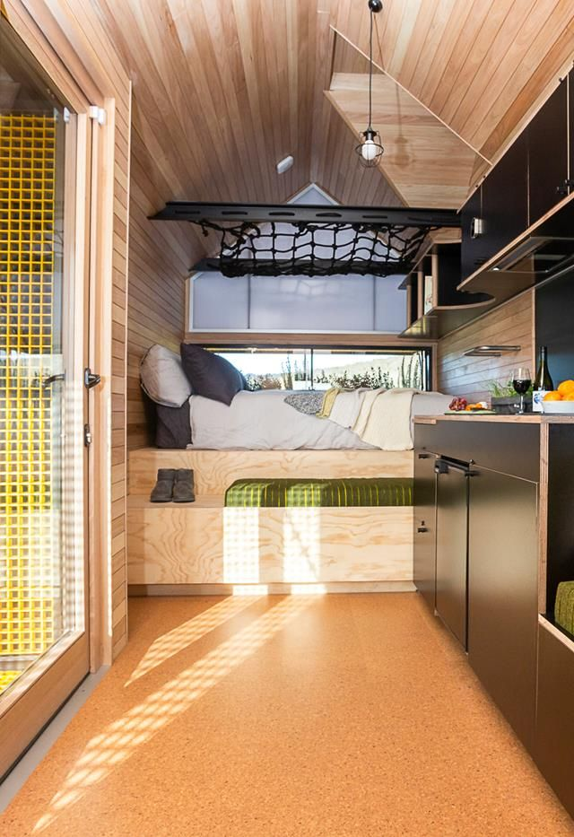 Peter Maddison S Tiny House For Racv Is Full Of Big Ideas