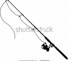 Image Result For Fishing Rod And Reel Silhouette Images Fishing Rods And Reels Silhouette Images Rod And Reel