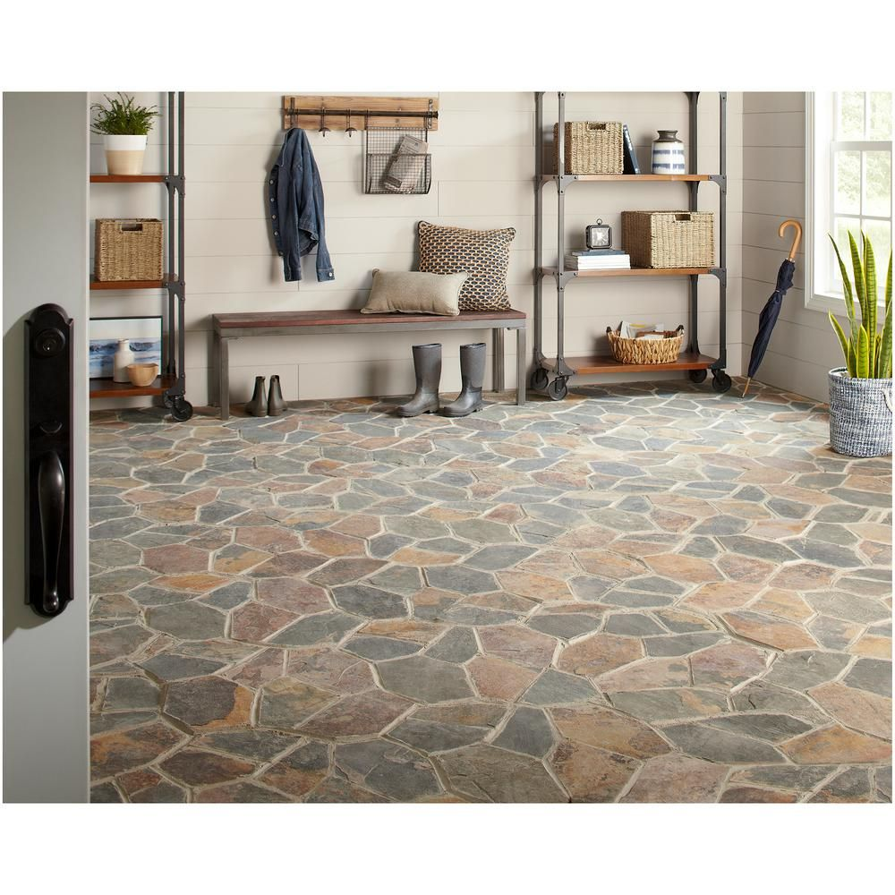 Daltile Natural Stone Collection Mongolian Spring 12 In X 24 In