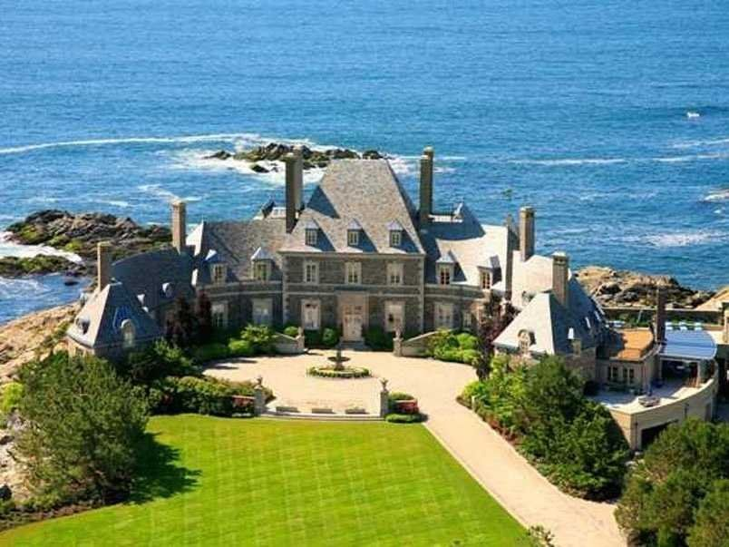 Most Expensive Homes For Sale Business Insider Ri Beauty Mansions Expensive Houses Newport Rhode Island