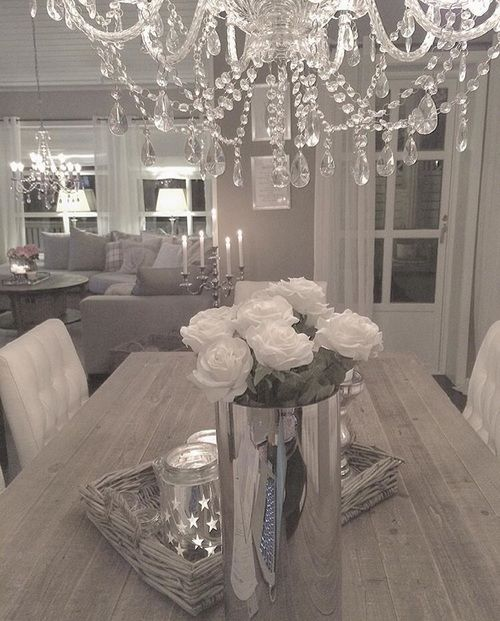 16 Absolutely Gorgeous Mediterranean Dining Room Designs: Pin By Romantic Vintage Decor On French Country