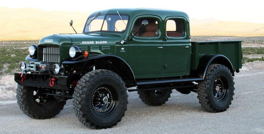 History Of The Power Wagon Diy Amp Design Amazed Amused