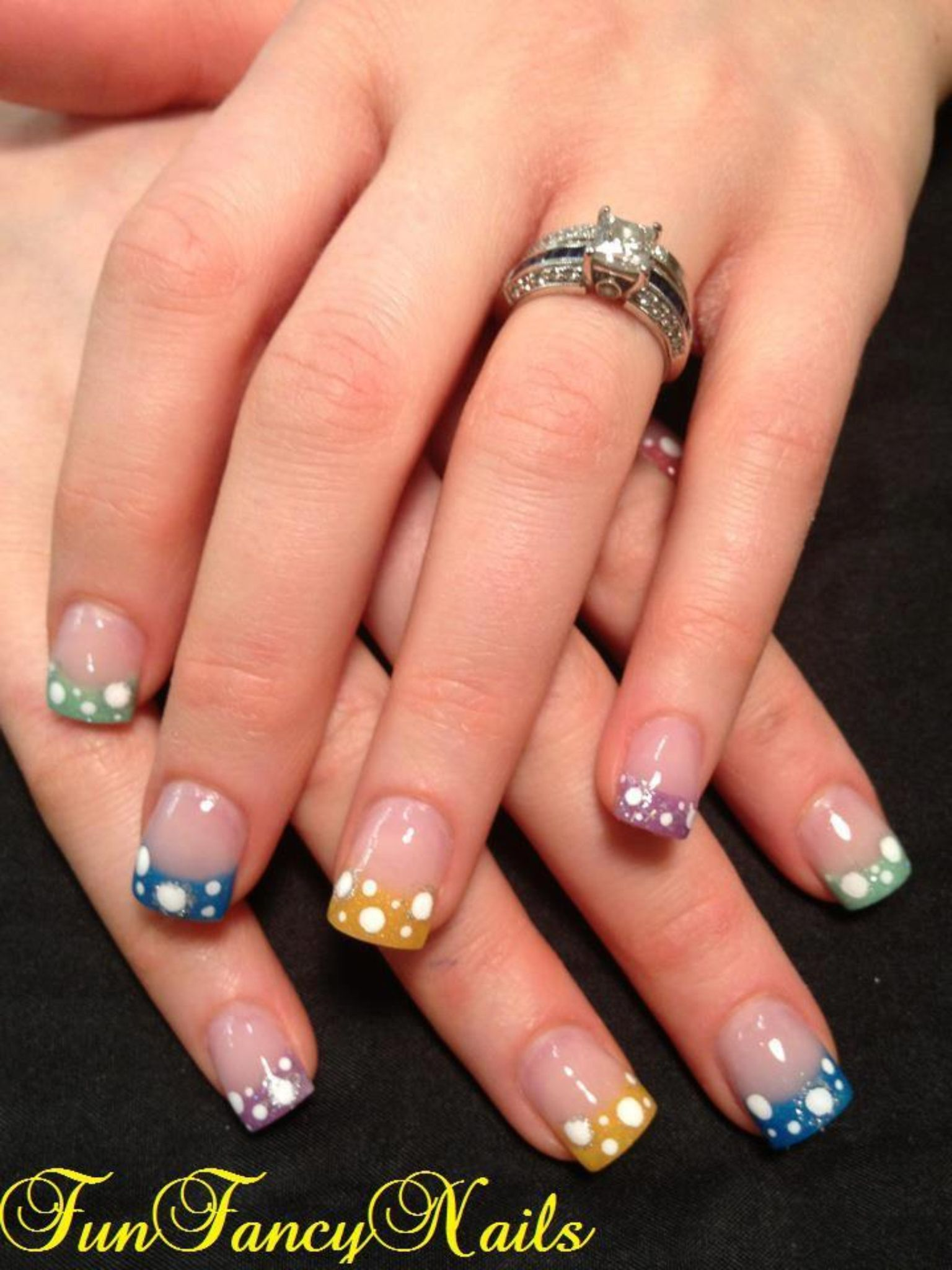 Easter Nails | uñas | Pinterest | Easter nails, Easter and Spring nails