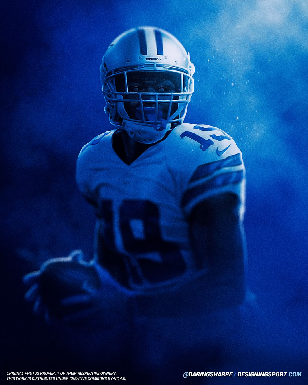 designer fashion 59850 bca2e Amari Cooper, Dallas Cowboys - Designing Sport | SPORTS ...