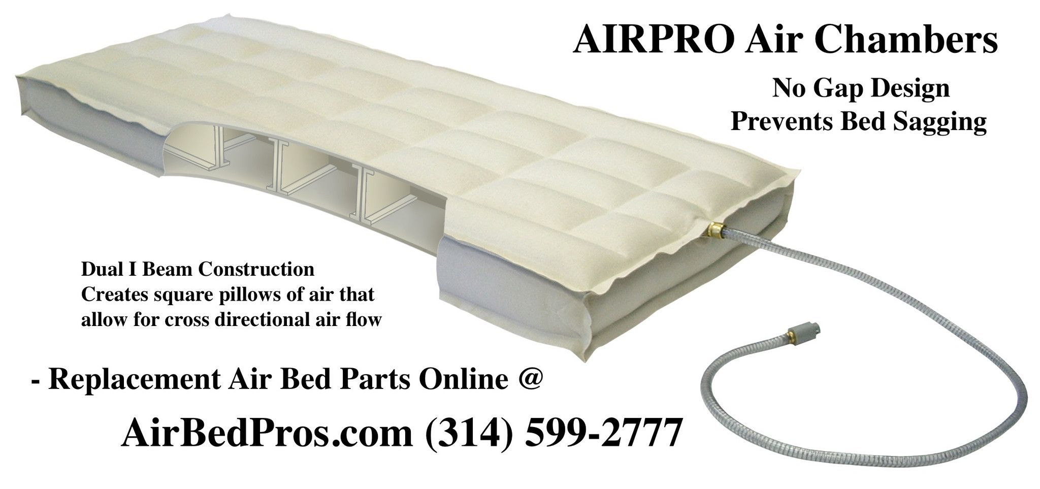 Air Chambers for Sleep Number® Beds Bed parts, Select