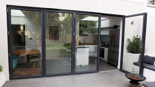 Aluminium Bi Folding Sliding Patio Doors | eBay | patio doors ...