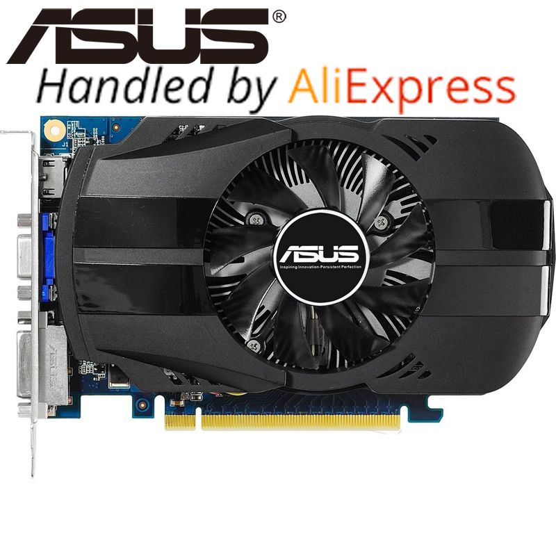 ASUS GTX 650 1 GB 128Bit GDDR5 Graphics Cards HDMI DVI VGA Video Card
