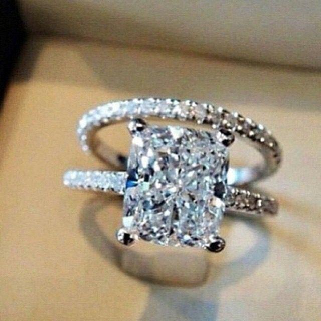 Pin by Sarah Buczek on Bling betch Pinterest Ring Engagement