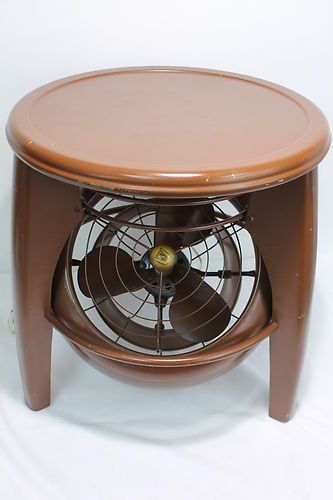New And Used Vornado Stool Table Fan 26f1 1950s Atomic Age