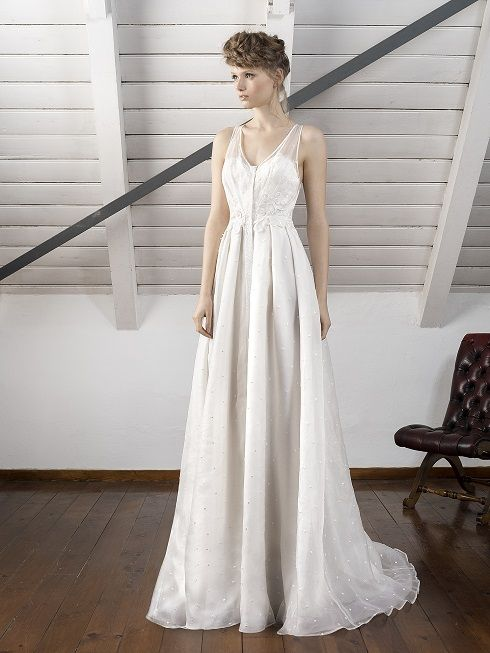 Wedding dress Hanami new collection 2017 My Couture   Vestidos de ...