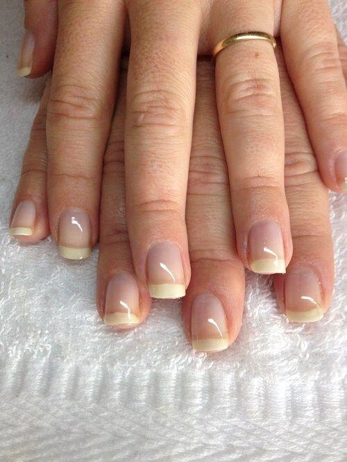 Repair Nails After Acrylics Using Trind Nail Kit
