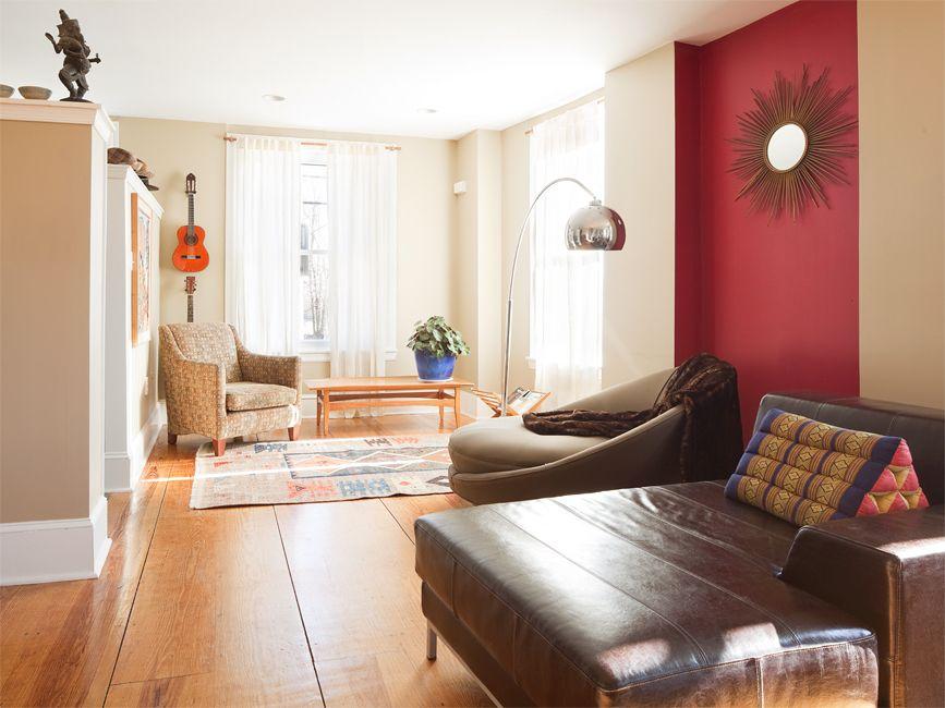 Philadelphia Row Homes Interior Design But Ennis Nehez