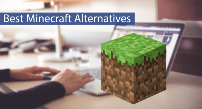 Similar Games Like Minecraft (10+ Games) in 2020