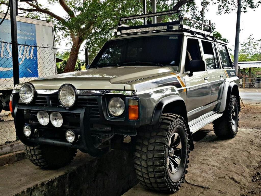 Venta De Carros En El Salvador >> Nissan Patrol 90 4x4 Carros En Venta San Salvador El Salvador