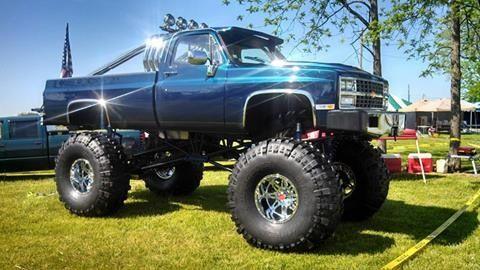 big ol trucks trucks
