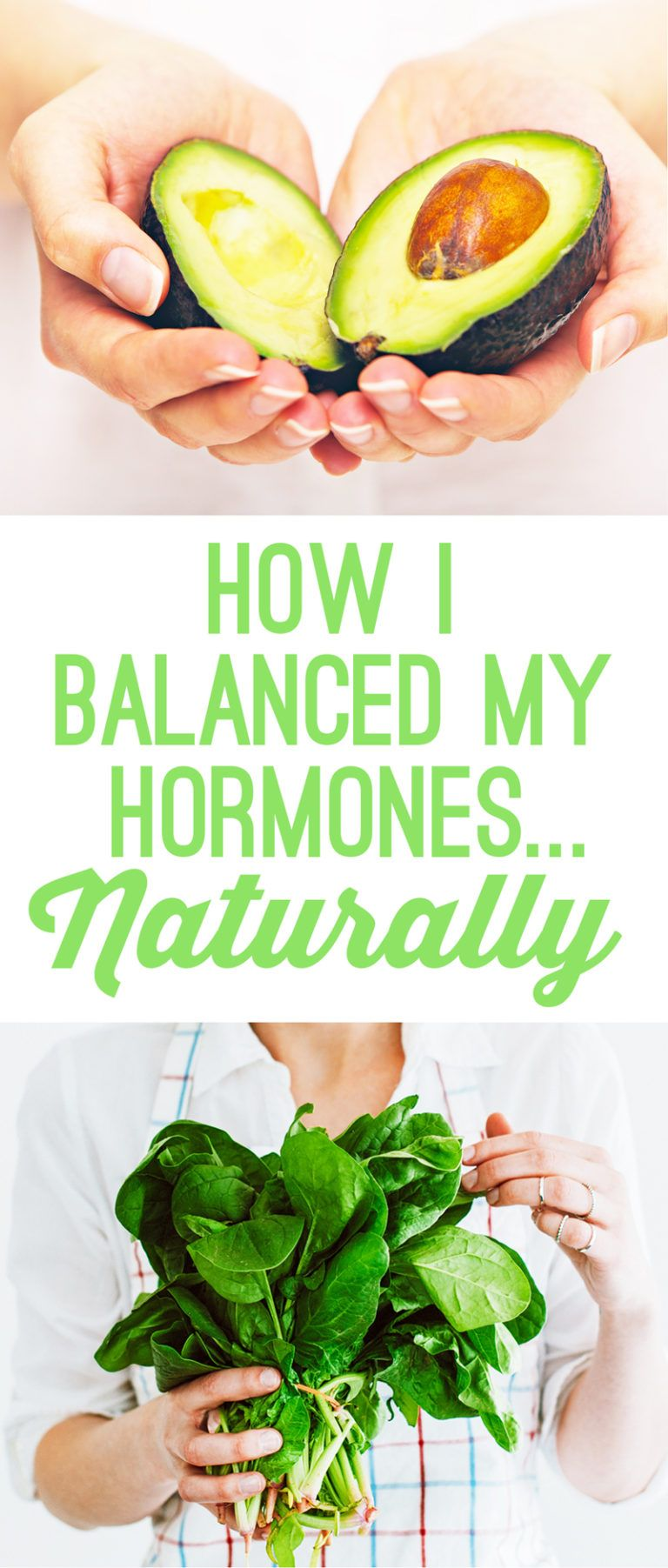 How i balanced my hormones and how im still working on