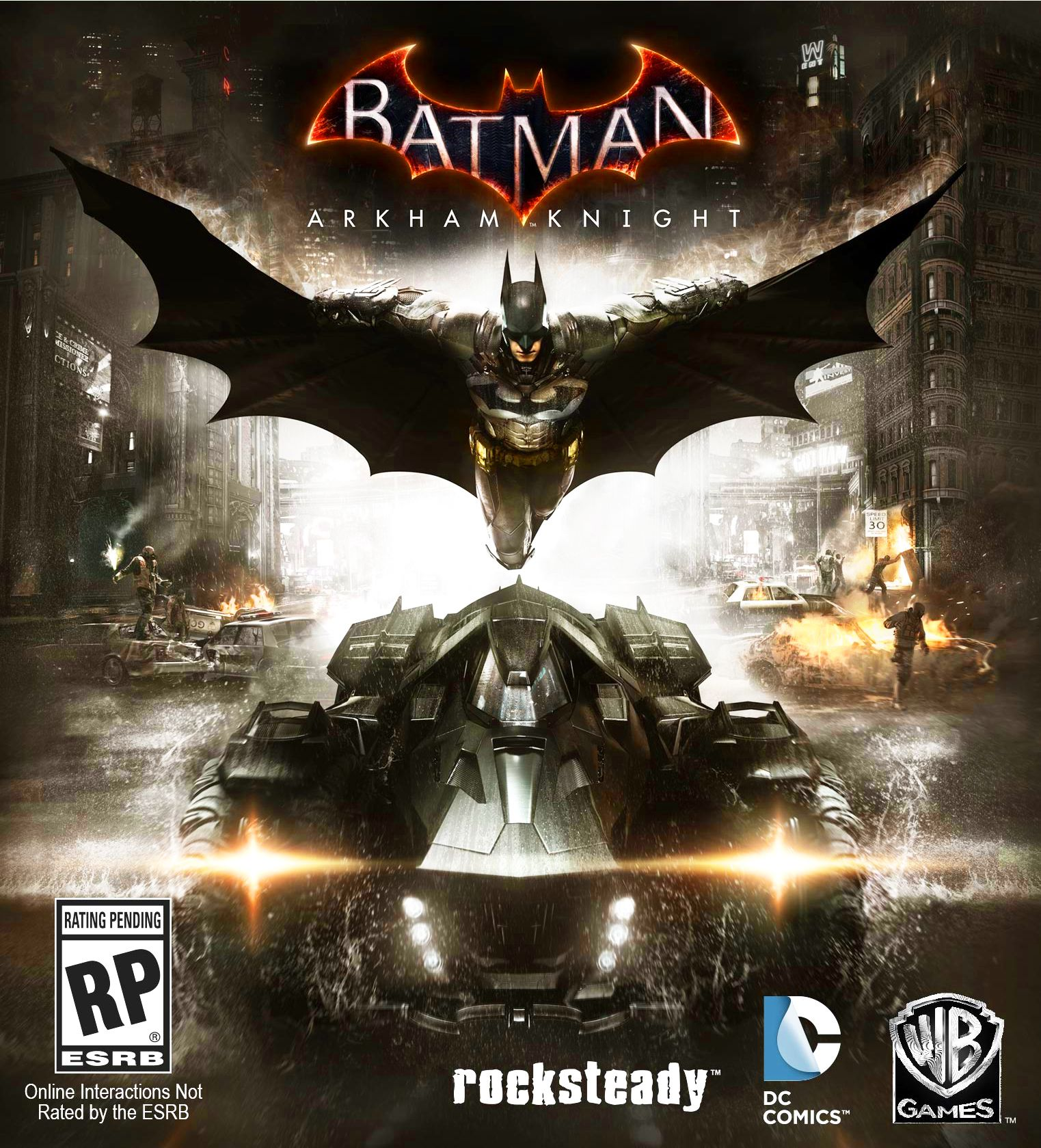 Arkham Knight    I'm pretty pissed that this won't be