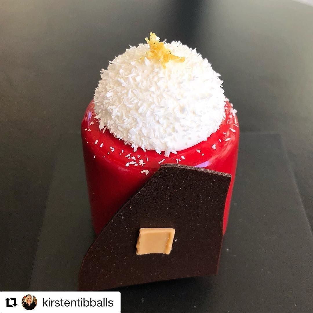 Repost Kirstentibballs Delicious Petit Gateau By Roberthromalic At Time Patisserie In Zagreb Croatia Christmas Petit Gateau Patisserie Birthday Candles