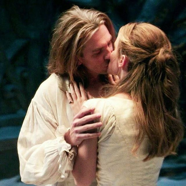 It Was A Kiss Full Of Enchantment Beauty And The Beast