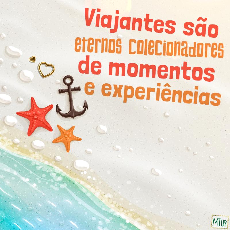 Vá além dos pontos turísticos e conheça os sabores, culturas e pessoas do seu destino!  #PartiuBrasil