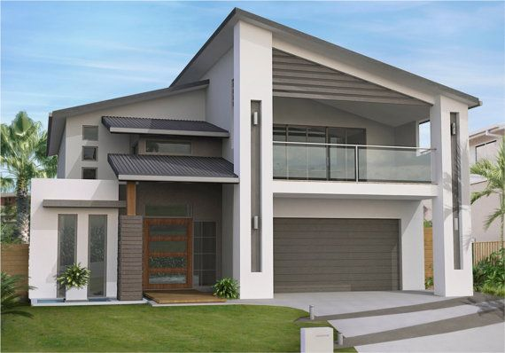 3040 Sq Feet Or 282 M2 4 Bedroom Or 3 Bed Study 2 Living Areas 2 Storey Design Front Balcony 2 Story Design 2 Storey Blueprints House With Balcony House Plans Australia House Designs Exterior