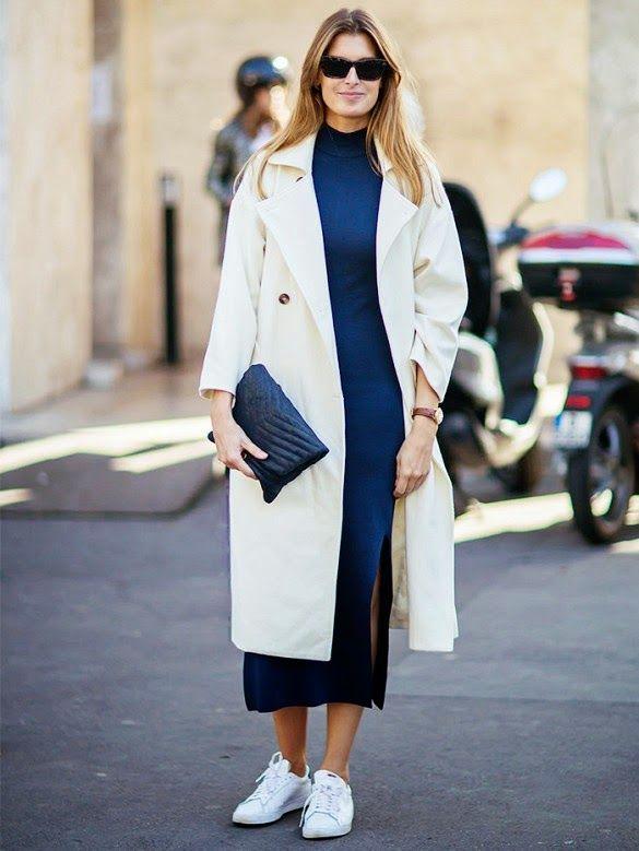 Parisienne: THE DUSTER COAT
