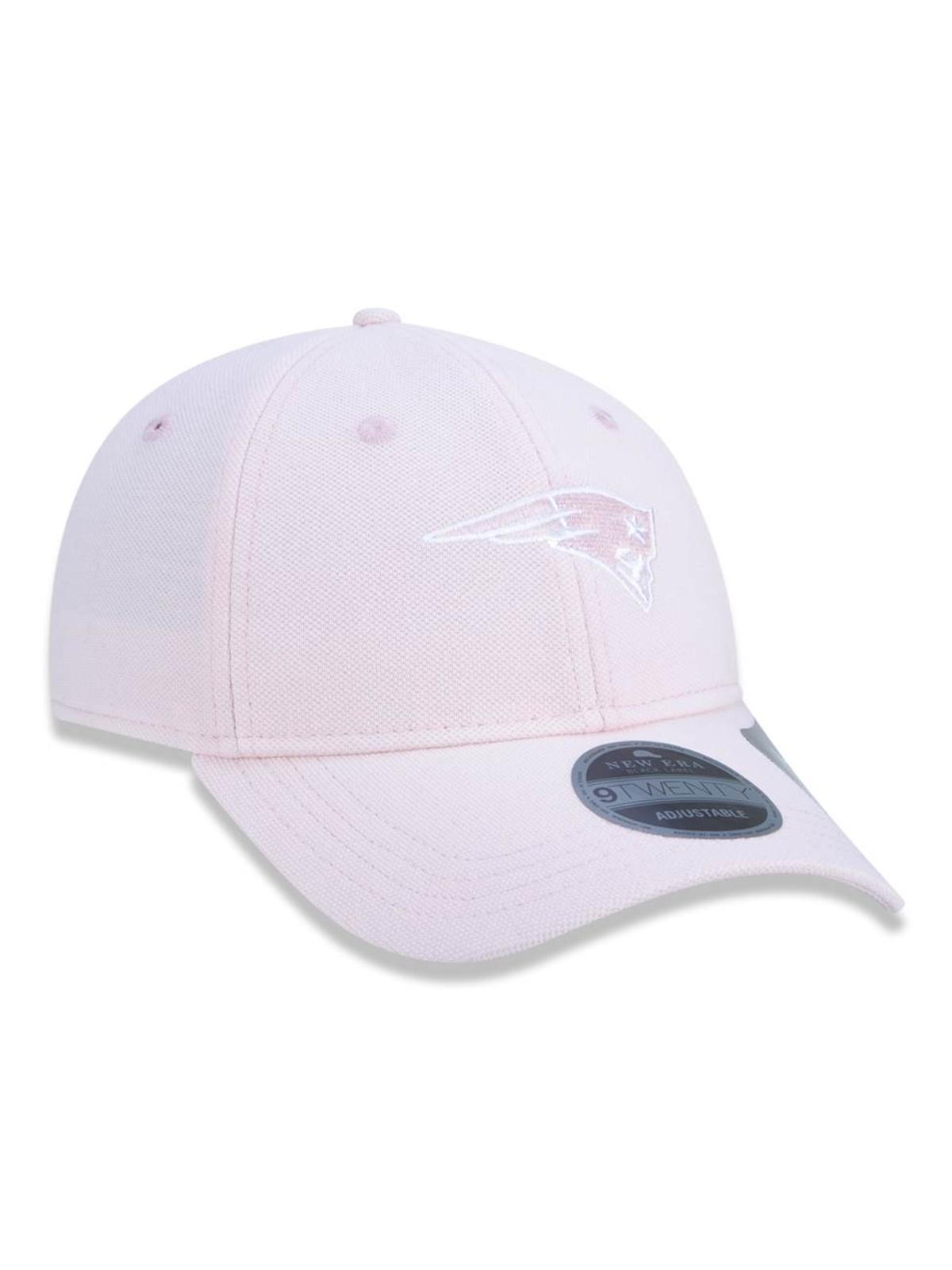 84f6a9d73 Boné New Era 920 New England Patriots Aba Curva Pink
