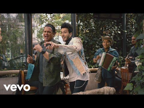 """Have you seen the video for """"Robarte un beso"""" by Carlos Vives and Sebastián Yatra? The song is catchy, easy to understand, and appropriate !..."""