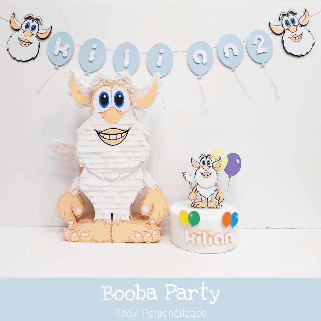 Booba Party Pinata Booba Booba Es Una Serie De Dibujos Animados Para Los Mas Peques De La Casa Es Un Pequen Series Dibujos Animados Pinata Dibujos Animados