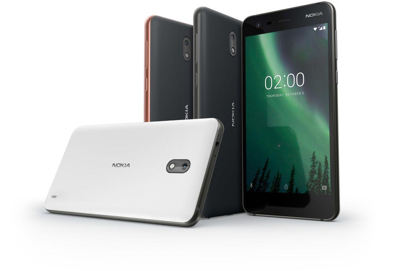 Test Nokia 1