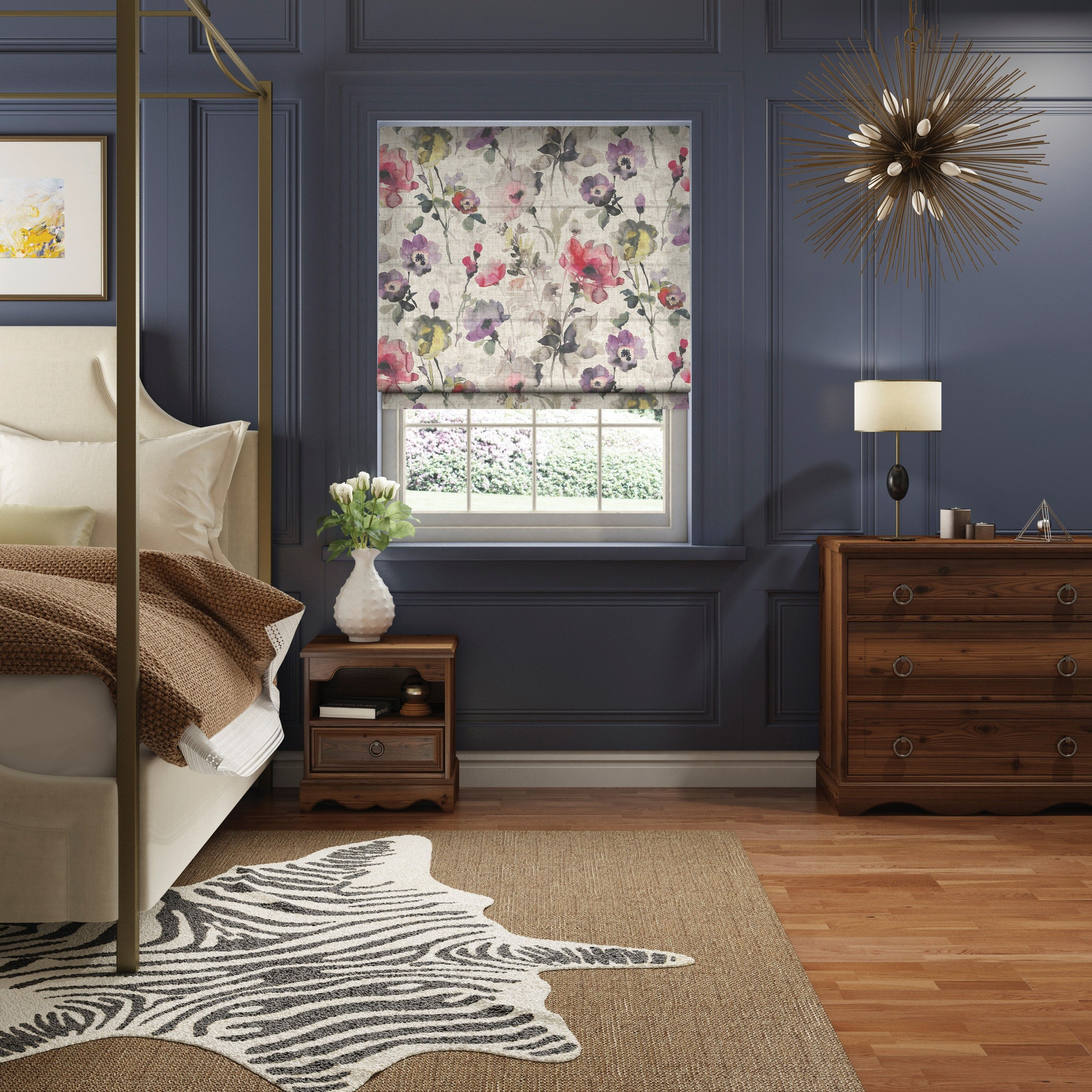 Using Blinds For Privacy The Curtain Guru Bedroom Design
