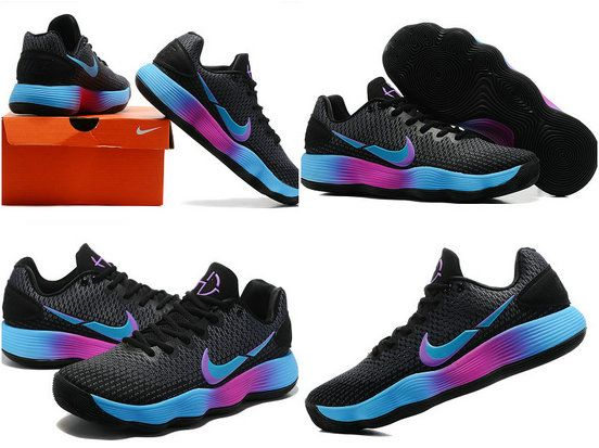 finest selection 87566 33f2d Free Shipping Only 69  Hyperdunk 2017 Low Flip the Switch Black Multi Color