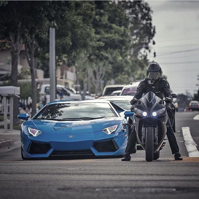 Smells Like A Race Is About To Happen Photo Via Raymarz Lambo