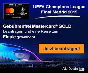 Gewinnspiel Champions League