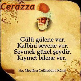 Kisa Mevlana Sozleri Resimli Mevlana Sozleri Turkeyarena Gute Spruche Leben Turkische Spruche Tolle Worte