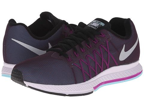 timeless design 992ca a7ce6 Nike Air Zoom Pegasus 32 Flash Noble Purple Vivid Purple Copa Reflect Silver