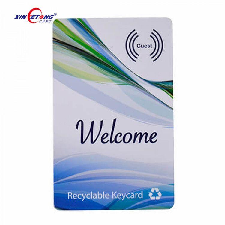 Free samples Competitive Price for RFID Hotel Key Card Membership - membership card samples