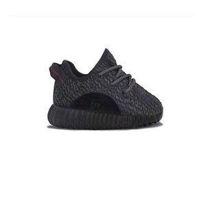 0f54a361c11eee Yeezus 350 boost Kid   Baby Sneakers Piratete Black Heat