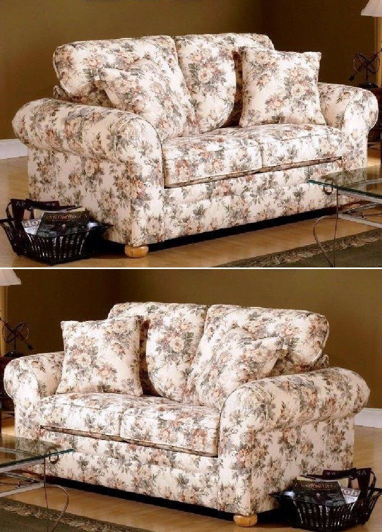 Floral Print Fabric Sofas Latest Sofa Designs Sofa Design Printed Sofa