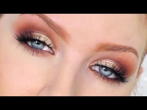 Golden Makeup Tutorial Anastasia Beverly Hills Modern Renaissance Palette Looks Anastasia