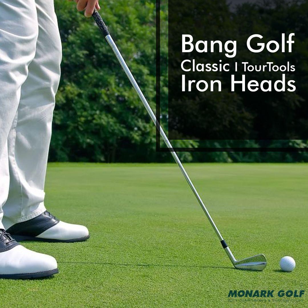 Pin On Golf Iron Heads