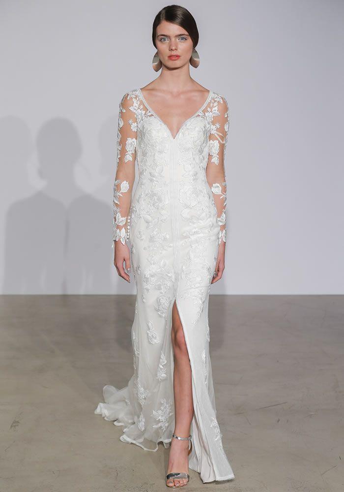 Justin Alexander Signature Fall/Winter 2018 collection  - wedding dresses #weddinggown #weddingdresses #weddingdress