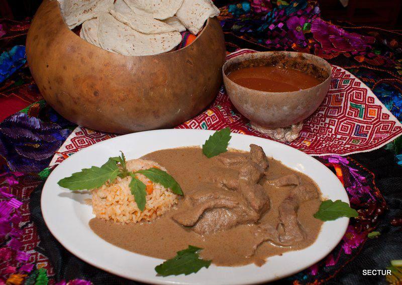 Es la comida m s famosa y tradicional de chiapa de corzo for Comida mas famosa de francia