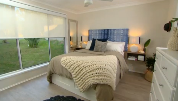 Coastal Bedroom Makeover Better Homes And Gardens Tara Dennis Better Homes And Gardens Tv