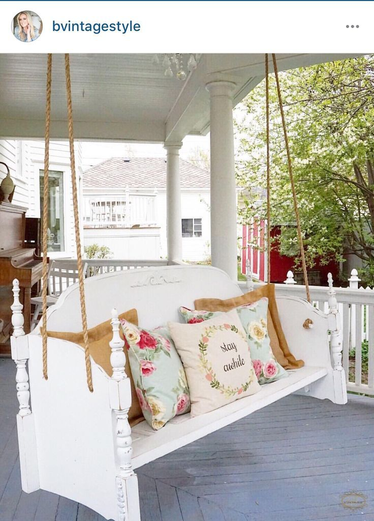 Front porches Would be nice on a