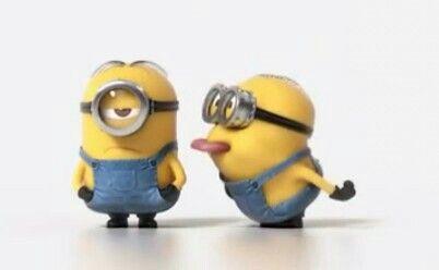 Méprisable Me 3 Minions-Stuart